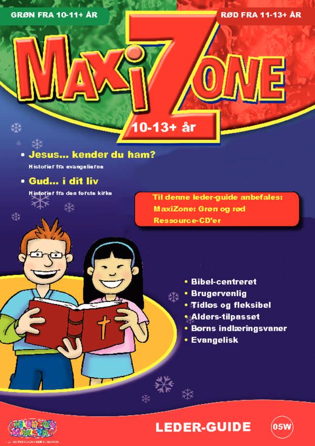 Eksempel - Maxizone